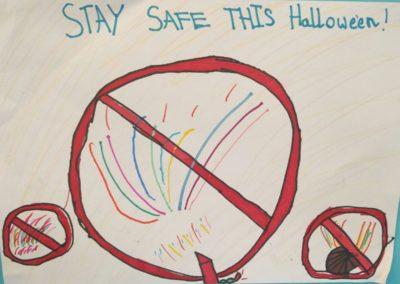 Hallowe'en Safety (Ms. Swanton)