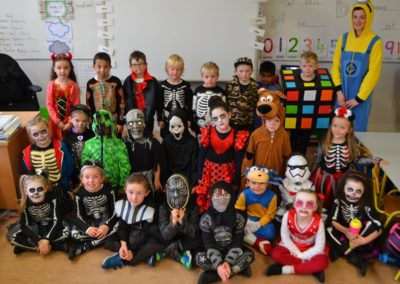 Ms. O'Doherty and Ms. Ward's Senior Infants