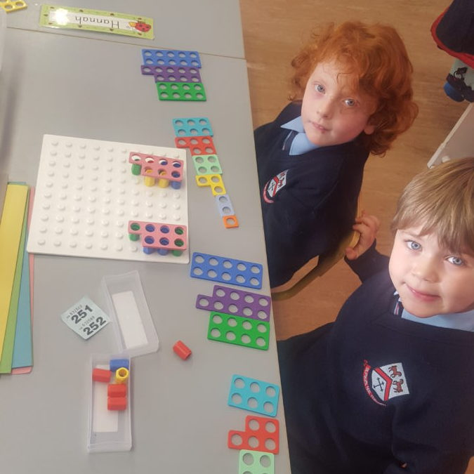 Numicon Towers