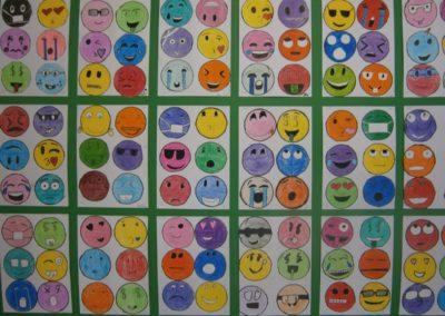 Emoji Art Room 19