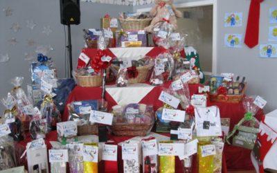 Christmas Fair Raffle Prizes