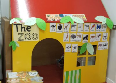 Room 2 at the Zoo!