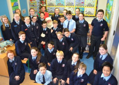 Ms. Dennehy's Sixth Class