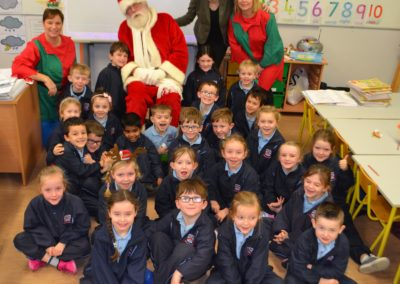 Ms. Ward & Ms. O'Doherty's Senior Infants
