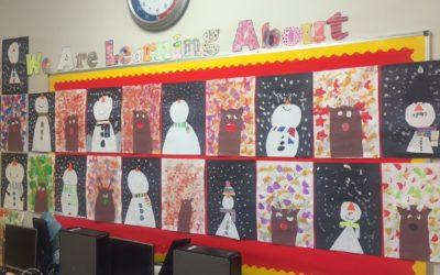 We LOVE art in Room 12!