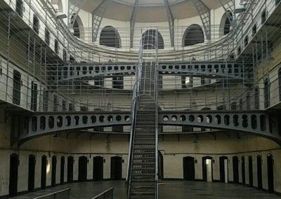 Inside Kilmainham
