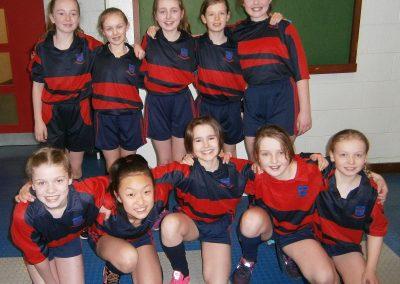 Girls U-11 Team