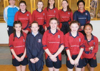 Girls u-13 Team
