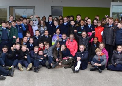 Ms. Dennehy, Ms. O'Sullivan & Mr. Duffy's Sixth Classes