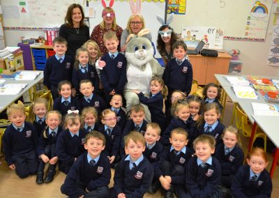 Ms. Cowley's Junior Infants