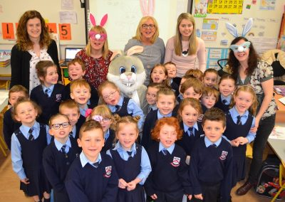 Ms. Ruane's Junior Infants