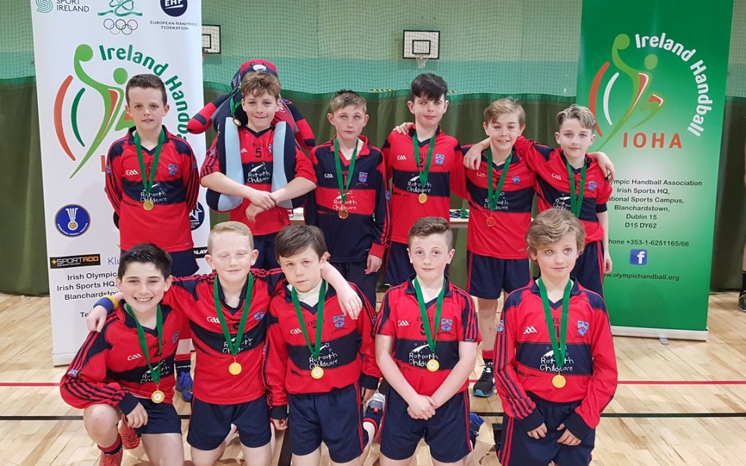 Great Success for Olympic Handballers in Meath Championship Finals