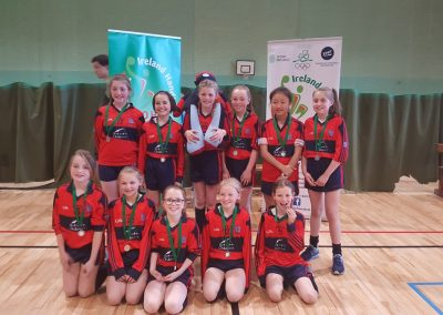 Girls' U-11 Team
