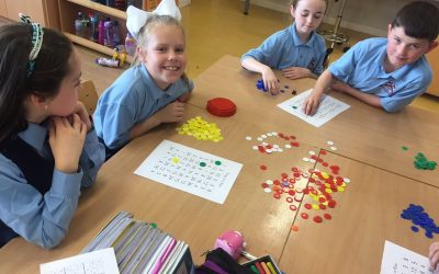 Magic Maths Games in Room 12