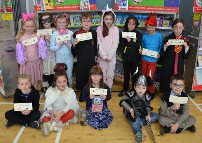 1st & 2nd Class Prize Winners