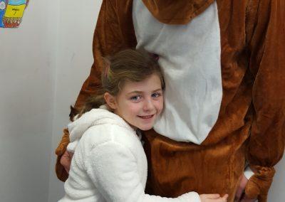 Reindeer Visitor