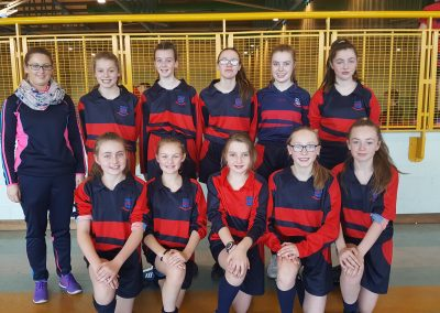 Girls U13 Olympic Handball Team