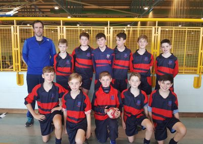 Boys U13 Olympic Handball Team