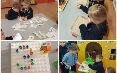 A Busy January in Junior Infants!