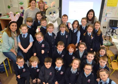 Ms. Hession's Senior Infants