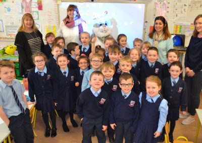 Ms. Kennedy's Senior Infants