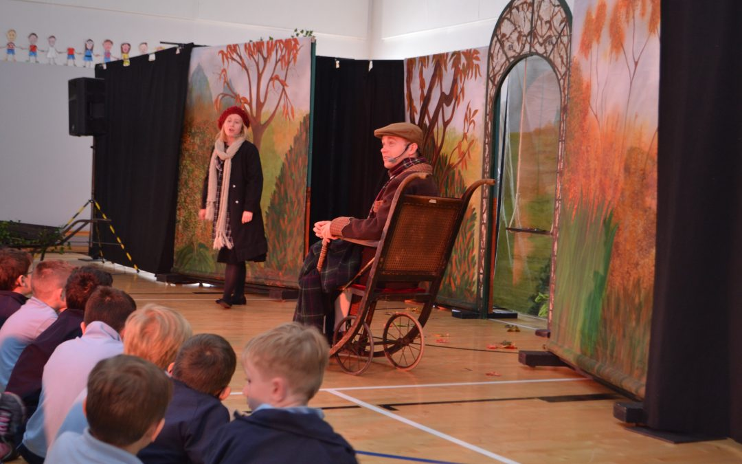 The Secret Garden comes to St. Paul's!