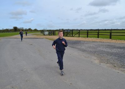 Sixth Class Run