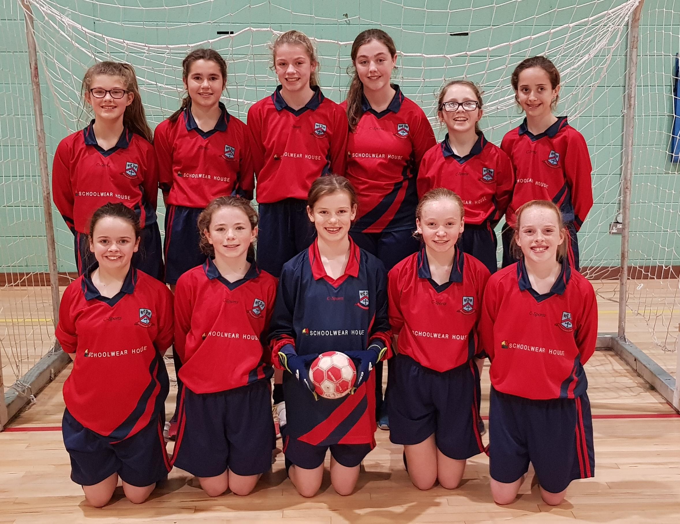 Girls' Handball Team