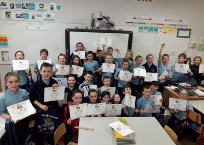 Mr Duffy's 4th Class