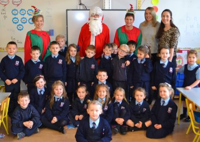 Ms. O'Sullivan's Junior Infants
