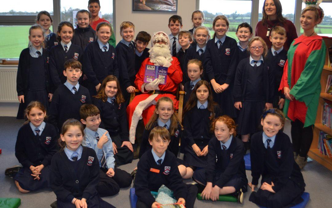 Santa's Visit!
