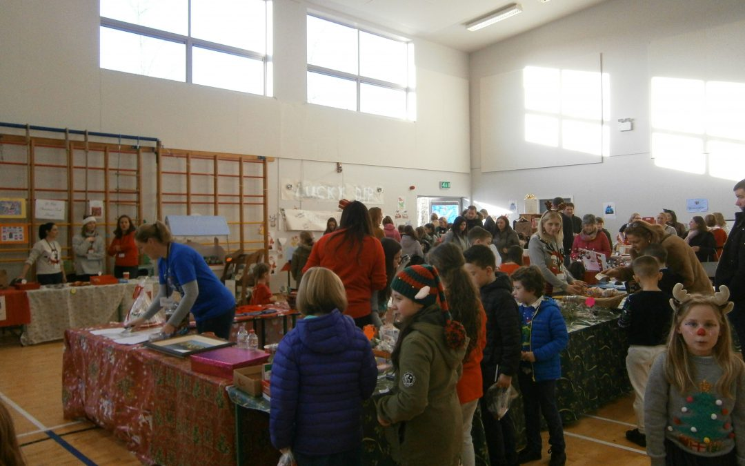 Thank you for coming to our Christmas Fair