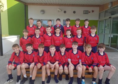 Senior Boys' Football Team