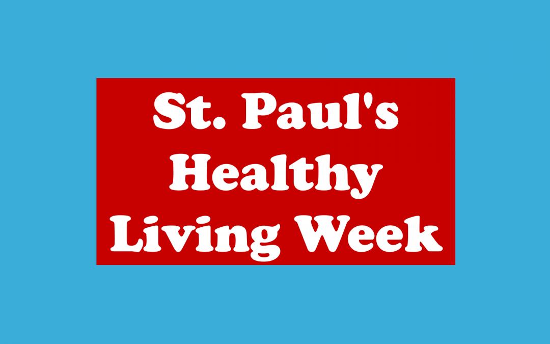 Healthy Living Week