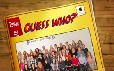Guess Who – Staff Edition