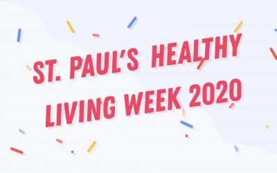 Healthy Living Week Slideshow 2020
